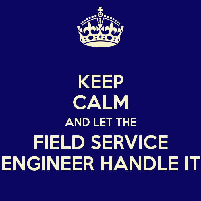 Junior Field Service Engineer - Carrièreverhalen
